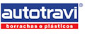 Autotravi borrachas logotipo