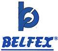 Belfex Parachoques logotipo